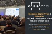 Cosmo Tech simule l'efficacité opérationnelle
