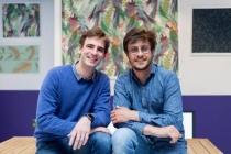 Alexis de Loynes et Yann Simon, fondateurs de Brâam
