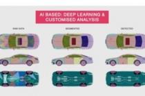 La start-up, spécialisée dans les technologies de Computer Vision, dispose déjà de 400 000 « labels » dans sa base de données qui s'entraîne et s'enrichit à chaque passage d'un nouveau véhicule sous un portique (600 photos à chaque fois).