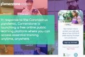 Cornerstone Cares : l'accompagnement des collaborateurs en télétravail