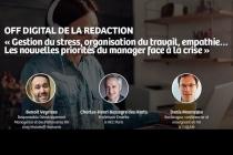 [Club Alliancy Connect] Gestion du stress, organisation, empathie… Les nouvelles priorités du manager face à la crise