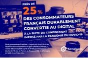 Infographie - L'impact du Covid-19 sur les tendances de consommation en ligne actuelles et futures