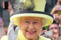 La Reine Elisabeth II,