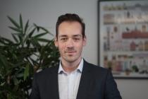 Arnaud Blachon, directeur général de Rise up.