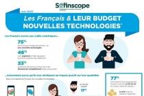 Les Français et leur budgeNouvelles Technologies