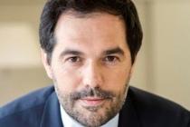 Stéphane Junique, président de Harmonie Mutuelle.