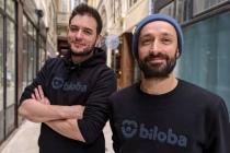 Baptiste Rousseau & Benjamin Hardy, fondateurs de Biloba.