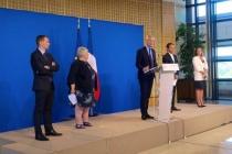 Le gouvernement a chargé Cédric O de travailler directement aux côtés de Bruno Le Maire, ministre de l'Economie, des Finances et de la Relance et Jacqueline Gourault, ministre de la Cohésion des territoires et des Relations avec les collectivités territoriales.