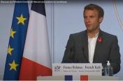 Emmanuel Macron compte plus que jamais sur la French Tech