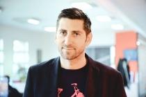 Mathieu Tarnus, fondateur & PDG de Sarbacane.