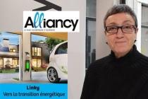 Catherine Moal présente le deuxième dossier d'Alliancy sur Linky