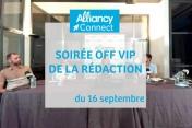 Retour sur la soirée OFF Alliancy du 16 septembre : Comment mieux piloter ses talents ?