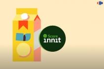 Carrefour lance son propre score nutritionnel avec la start-up Innit.
