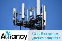 5G et Entreprises : quelles priorités ?