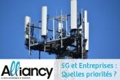 Alliancy présente son nouveau dossier sur la 5G !