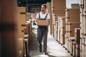 Box de stockage pour les pros, la solution d'entreposage pour le e-commerce