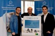 Medadom lève 40 millions d'euros pour déployer des bornes de téléconsultation sur le territoire