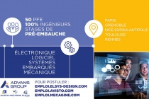 Advans Group recrute 50 stagiaires