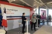 La France se veut leader en santé numérique