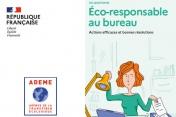 L'Ademe publie son guide « Eco-responsable au bureau » pour aider à réduire les impacts environnementaux du télétravail