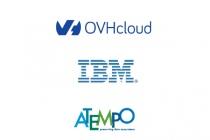 OVHcloud s'associe à IBM et Atempo
