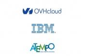 OVHcloud, IBM et Atempo lancent une offre cloud souveraine