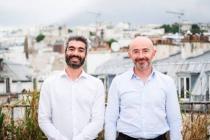 Raphaël Labbé et Jérôme Lascombe, fondateurs de Wiztopic.
