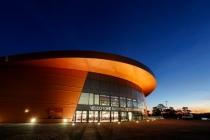 Les expérimentations au Vélodrome national de Saint Quentin en Yvelines vont durer jusqu'en 2023.