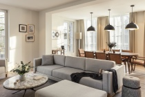 La Suite Living Area de l'hôtel Hyatt à Chantilly / Hyatt Regency®