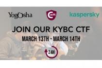Le CEFCYS, Kaspersky & Yogosha organisent un Capture the Flag pour promouvoir les femmes dans la cybersécurité.