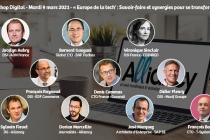 Workshop Europe de la Tech - avec T-systems & SAP