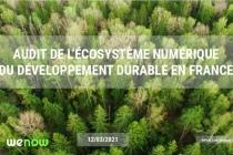 Audit de l'écosystème numérique du développement durable en France