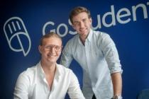 Gregor Müller et Felix Ohswald, fondateurs de GoStudent.