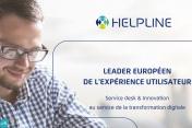 [Emplois] Helpline lance sa campagne de recrutement d'alternants