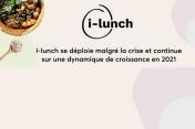 [Emplois] I-lunch, cantine d'entreprise phygitale souhaite embaucher 40 nouveaux collaborateurs