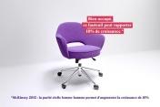 Assises de la parité 2021 : l'inégalité femmes-hommes se niche dans les détails