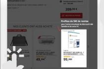 Fnac Darty fait appel à la start-up Glaze pour enrichir l'expérience de ses clients sur le web