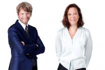 Thibaut Cournarie, Directeur et Anne Risacher, Senior Partner chez Kea & Partners