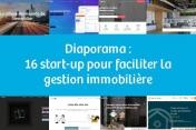 [Diaporama] 16 start-up pour faciliter la gestion immobilière