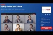 « Le Management post-Covid », un Mooc du Cnam à suivre…