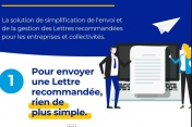 La Poste lance sa lettre recommandée numérique avec Keyrus