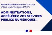 [Appel à candidatures] Lancement de la 9e édition du Fonds d'accélération des Startups d'État et de Territoire
