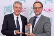 Lauréats des Palmes de la Relation Client 2021